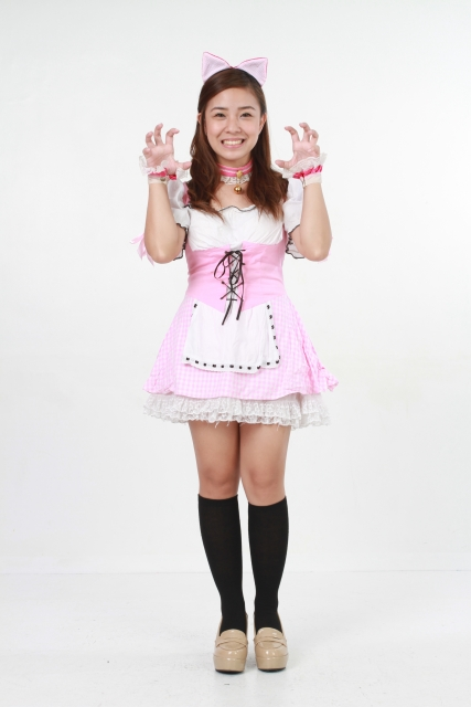 ロリータ服のアイドル1